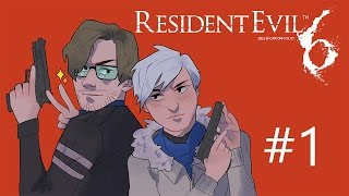 Resident Evil 6 with Northernlion [Episode 1]