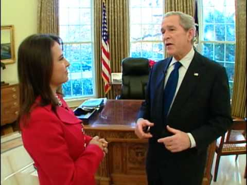 Last Interview with George W. Bush Jr. (Part 1)