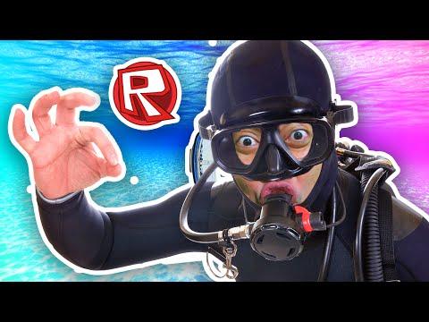 UNDERWATER SQUAD! | Roblox
