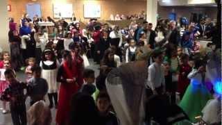 Kinder Tanzen mit Gangam Style Suuuuper !!!