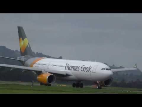TCX A330 Air Tanker - Glasgow Airport 11-SEP-16