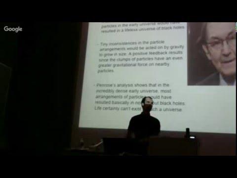 """Does God Exist?"" Jonathan McLatchie vs Charles Villet (Monash University)"