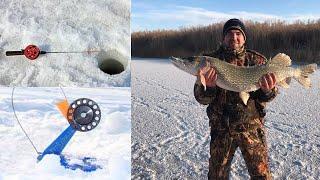 Моя первая зимняя рыбалка