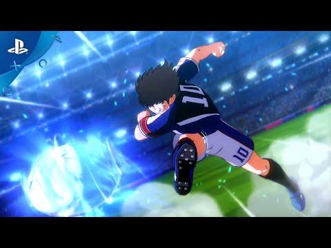 Captain Tsubasa: Rise of New Champions - Announce Trailer | PS4