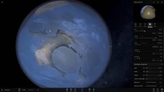 КАК БУДЕТ ВЫГЛЯДЕТЬ ЗЕМЛЯ ПОСЛЕ ЯДЕРНОЙ ВОЙНЫ? #6 Universe Sandbox 2