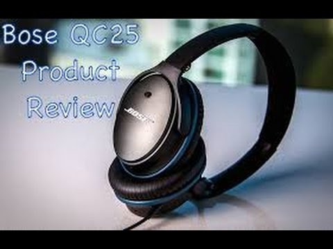 a268fa95f3d Bose QC25 QuietComfort25 Review by Actual Consumer (NOT paid promoter)