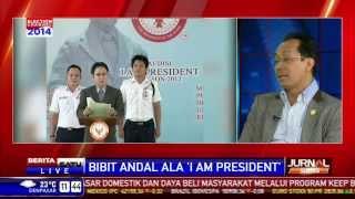 Dialog: I Am President