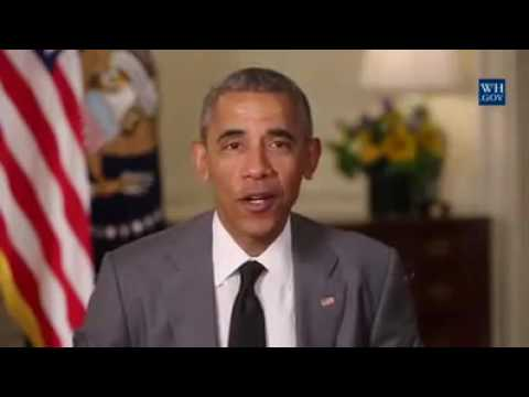 President Obama on the 2016 Olympic Games 8/6/16