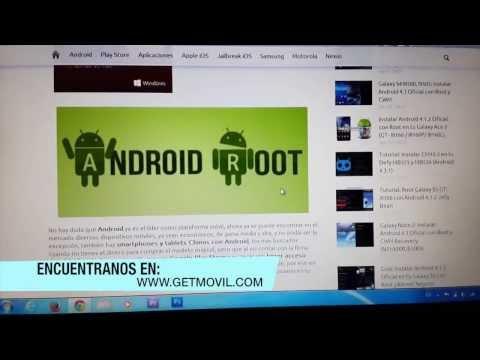 Como Rootear Cualquier Smartphone o Tablet China