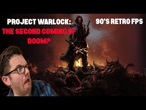 Project Warlock | 90's Retro FPS