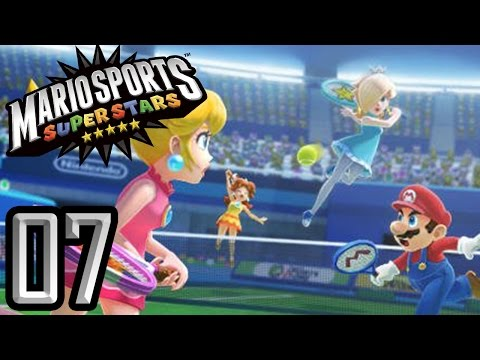 DERNIER SPORT : TENNIS ! - MARIO SPORTS SUPERSTARS #07