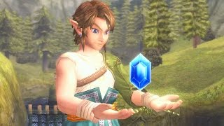 The Legend of Zelda Twilight Princess HD: Primeira Gameplay - Nintendo Wii U
