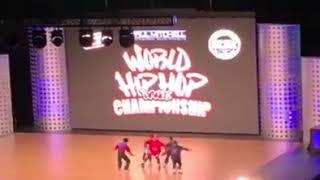 เด็กไทย จากทีม ออซัมส์ อายุ 9-11 ปี เข้ารอบชิงแชมป์โลก Hip-Hop 2018 ครับ Thailand สู้ๆ