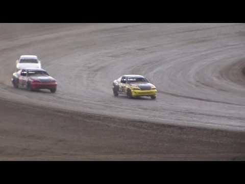 Dacotah Speedway IMCA Sport Compact Races (6/2/17)