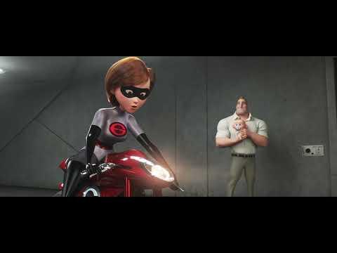 Disney Pixar   Gli Incredibili 2 - L'elasticicletta