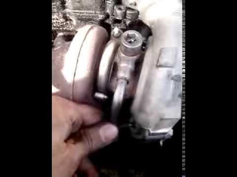 Tuyau de Retour d Huile de Turbo PEUGEOT 307 1.6 Hdi