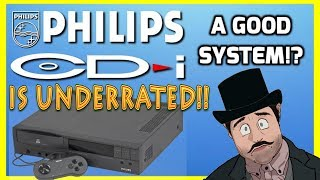 The Philips CD-i is Underrated!!! - Retro Gaming - Top Hat Gaming Man