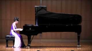 Aisa Ijiri plays Chopin: Prelude Op.28 No.22 in G Minor
