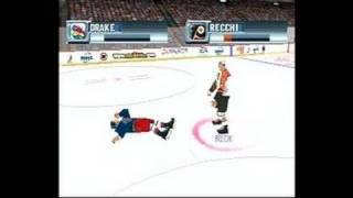 NHL 2001 PlayStation Gameplay