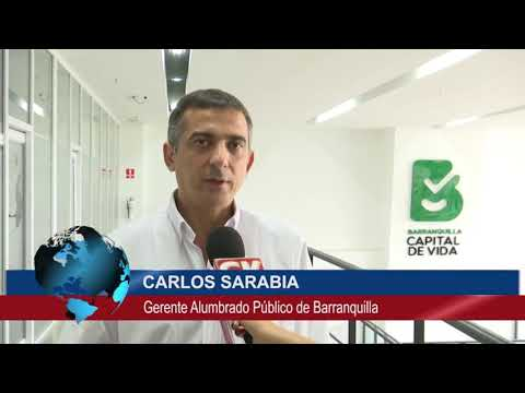 Nuevo Alumbrado Público Barranquilla