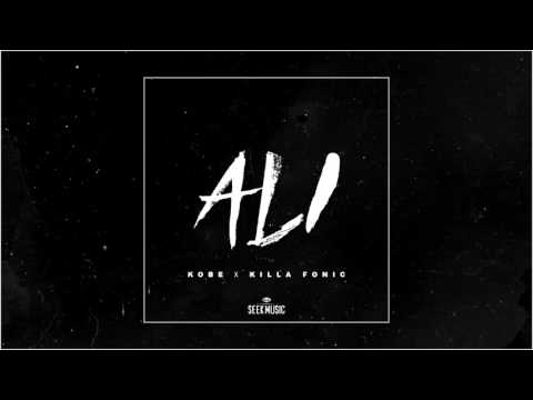 KOBE - ALI feat. KILLA FONIC (Audio)