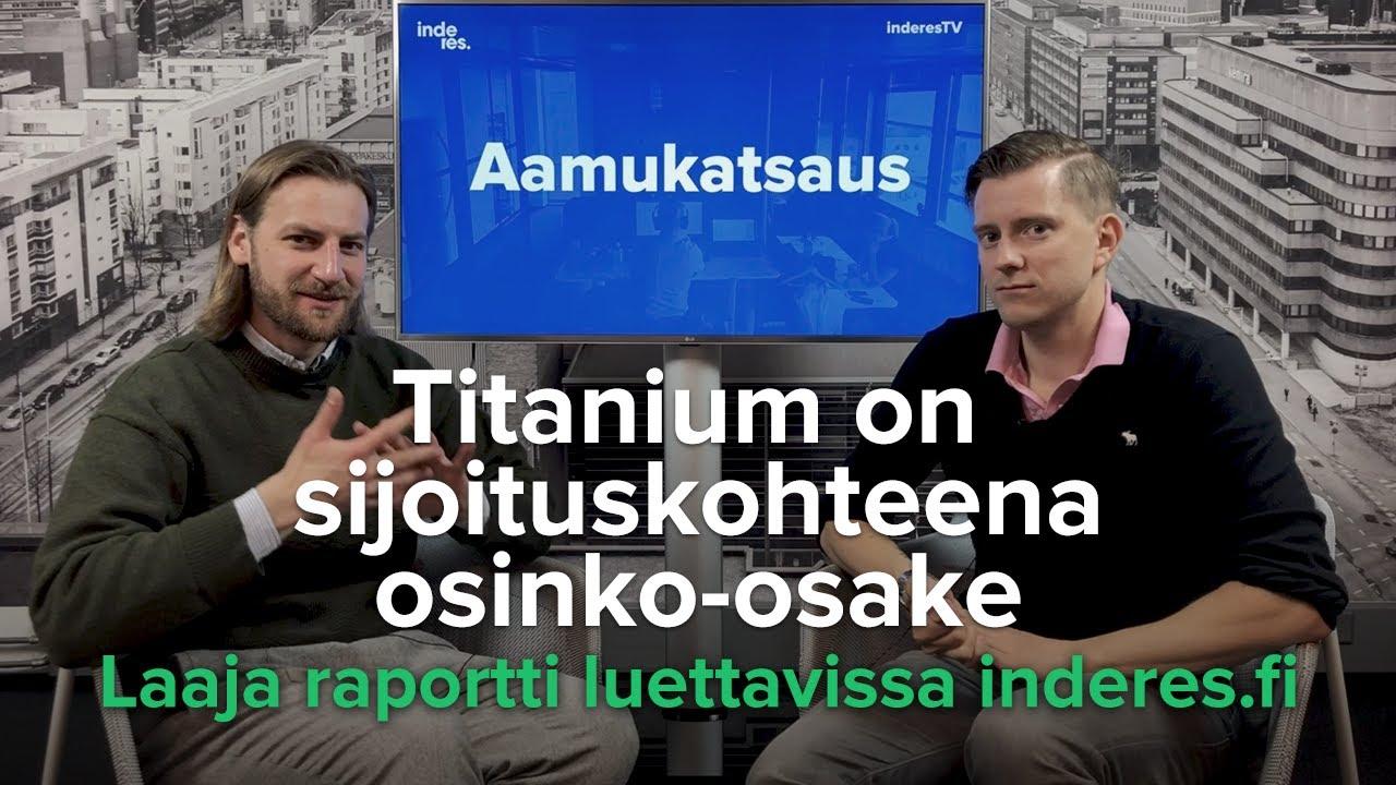 Titanium Osake