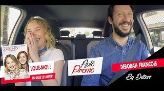 Autopromo #5 : trois minutes avec Déborah François | Détours