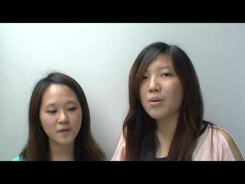 HP LIVEO ROCKS! Campus Edition Roadshow 73 - Yang Hui Yi & Ang Hui Hui