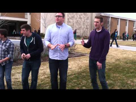 BYU Vocal Point : HAPPY