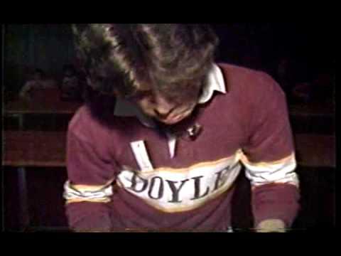 York Science Olympics - 1987ish