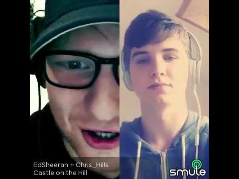 Castle on the Hill (Ed Sheeran feat. Chris Hills) Cover