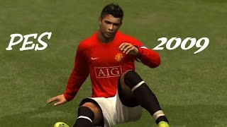Cristiano Ronaldo ● All 26 Goals ● PES 2009 HD