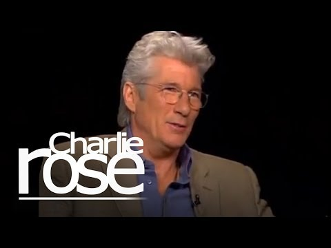 Richard Gere Talks With Charlie Rose | Charlie Rose