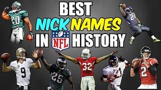 Best Nfl Player Nicknames
