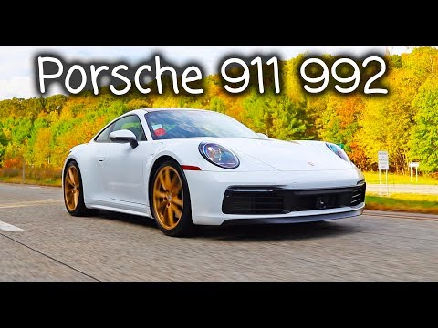 New Porsche 911 992 generation, details others have missed