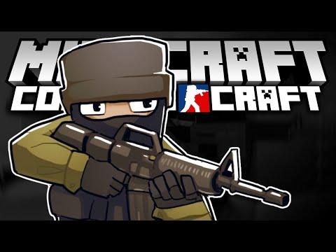 COUNTER-TERRORIST UNIT! - Minecraft - Counter Craft (Minecraft Gun Mod)