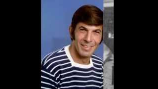 LEONARD NIMOY ~  PROUD MARY