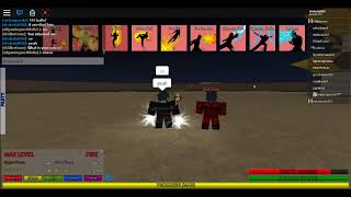 Avatar roblox all fire lightning showcase and best stats
