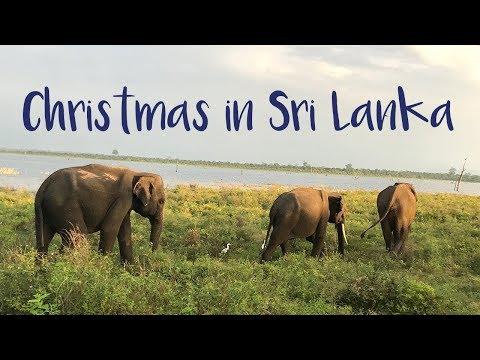 Christmas in Sri Lanka 2017