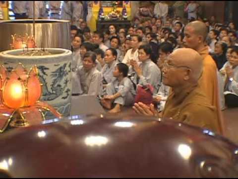 Chùa Huệ Nghiêm - Lễ Khai Quang Đại Hùng Bảo Điện - Đăng Đàn Chẩn Tế - 2