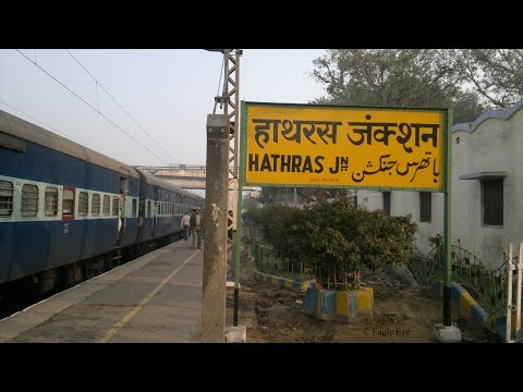 Non Stop Speed Blitz by the Premier Trains of Indian Railways on the India's Busiest Sector.!!