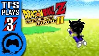 Dragon Ball Z LEGACY OF GOKU 2 Part 3 - TFS Plays