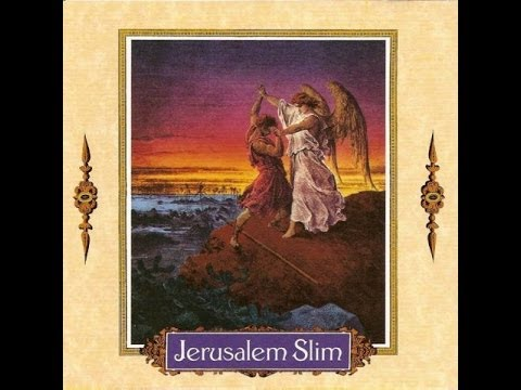 Jerusalem Slim - ST [full album, HQ, HD] hard rock (Steve Stevens)