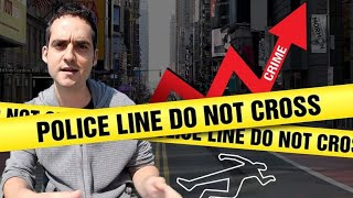 How Dangerous Is NYC RIGHT NOW?😮 (About the Crime Spike in 2020...)