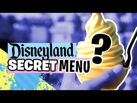 Disneyland's Secret Menu | Disney Travel Tips & Food Hacks!