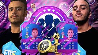 Video FIFA 17 | MIRKO & FIUS FORMANO L'INTESA PERFETTA! - SQUAD BUILDING CHALLENGES download MP3, 3GP, MP4, WEBM, AVI, FLV Juli 2017