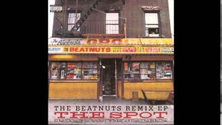 The Beatnuts - Props Over Here (Remix) - Remix EP (The Spot)