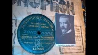 Repeat youtube video Martin Kettner trägt vor: Kanzlerlied (Couplet 1909, Musik Paul Lincke)