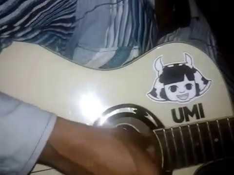 Gitar Dangdut  MERDU BANGET KAYA REKAMAN Versi Sofyan