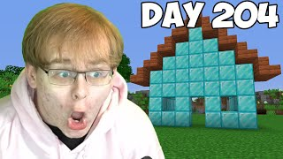 Last To Leave Diamond House Wins Minecraft Burger!